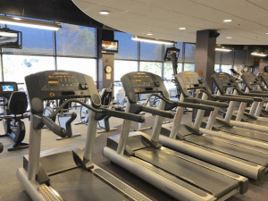 New Type of Hospital-Based Fitness Center