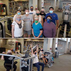 Healthplex's Mission Fitness