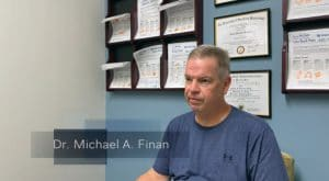 Testimony from Dr. Michael Finan